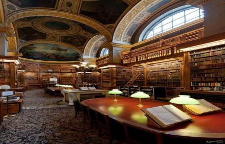 Clementinum National Library - Çek Cumhuriyeti