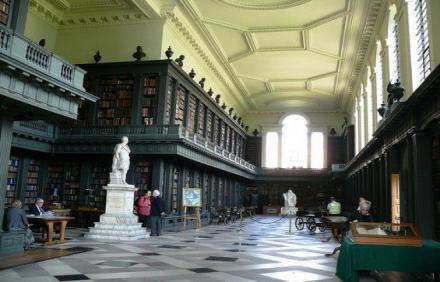 Condrington Library-England