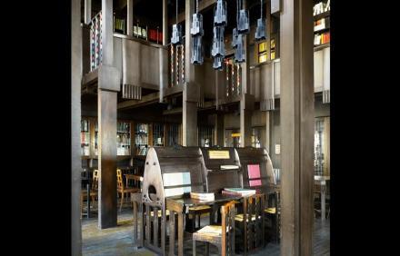 Glasgow School of Art Kütüphanesi, İskoçya