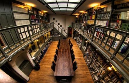 Utrecht - Astronomi - Kütüphanesi - Hollanda